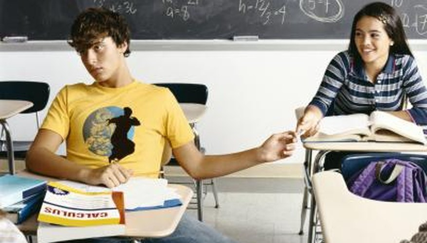 Co-ed schools can cause distractions, because of gender.