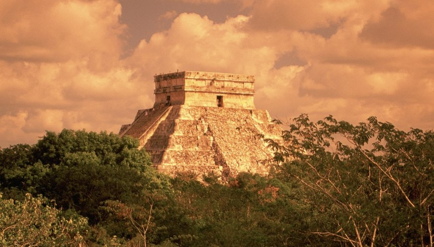 Mayans dedicated the pyramid at Chichen Itza to the