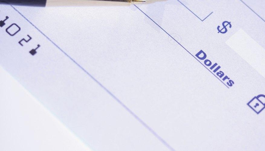Obtén una vista previa para comprobar el cheque.
