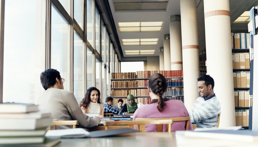 Many graduate schools require the GRE for admission.