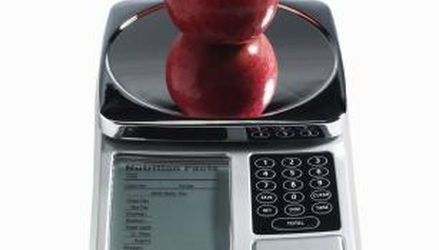 Learn about digital scale error messages and malfunctions.