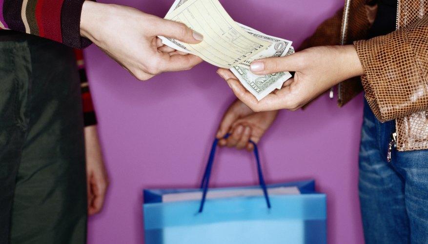 Esta utilidad implica el intercambio de bienes o servicios por dinero.