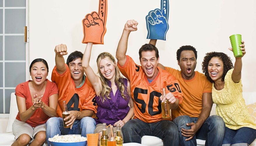 Social identification theory explains the behavior of sports fans.