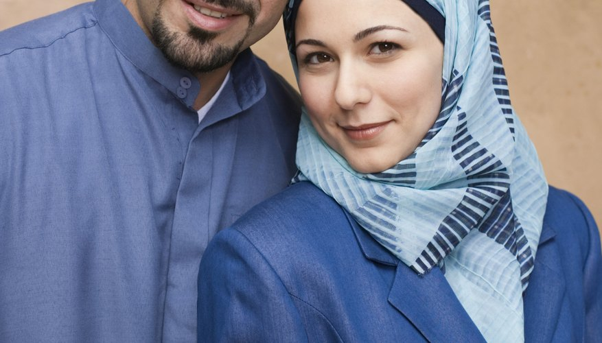 Muslim marriages have specific rules and obligations.