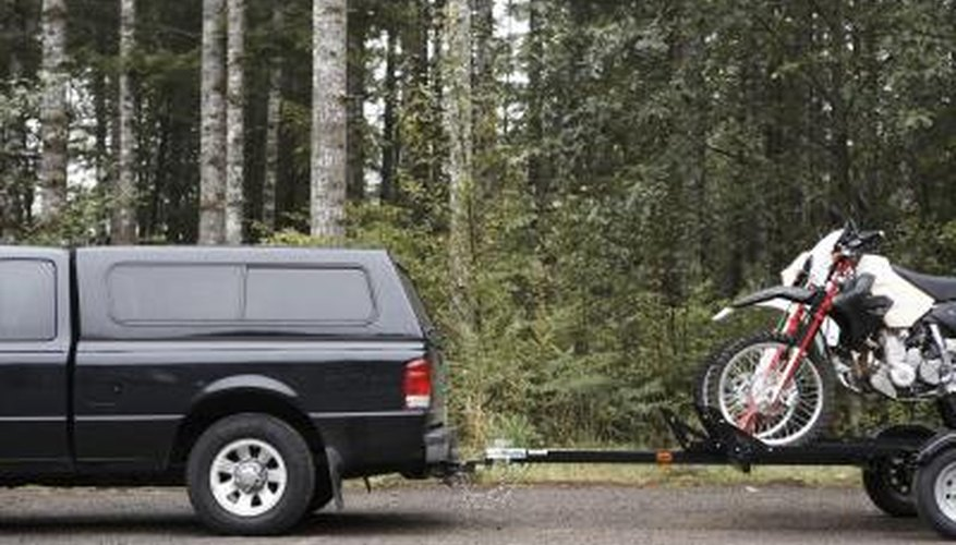 Tow bars allow your vehicle to tow and be towed.