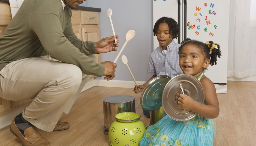 Music can help children learn many different concepts.