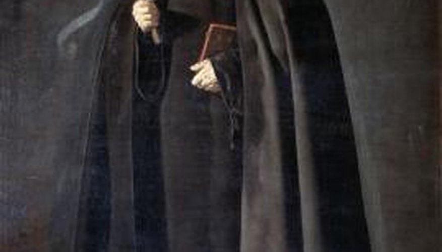 Nuns make up the female portion of Catholic clergy.
