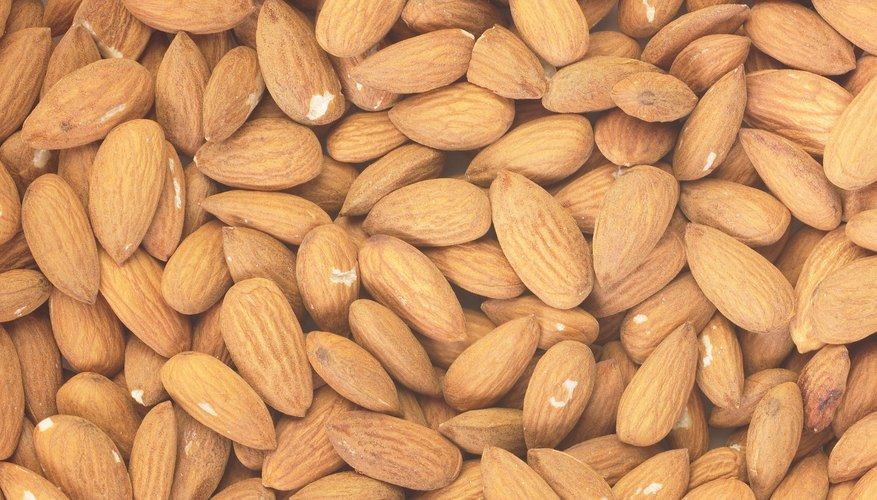 Almonds covered with sugar symbolize the bittersweet-ness of life.