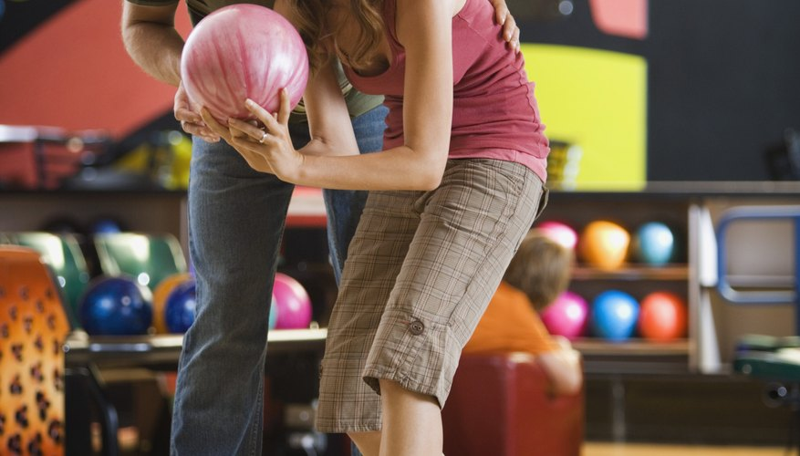 Try doing a fun activity like bowling together, to keep things light.