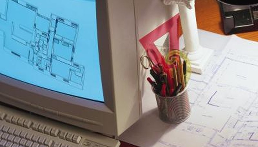 AutoCAD is appropriate for drafting but limited for illustration and modelling.
