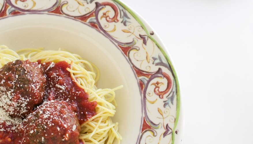 Several world cultures share credit for the invention of spaghetti.