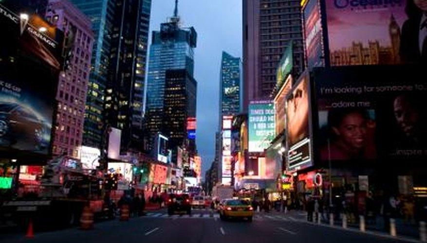 City life features advantages and disadvantages