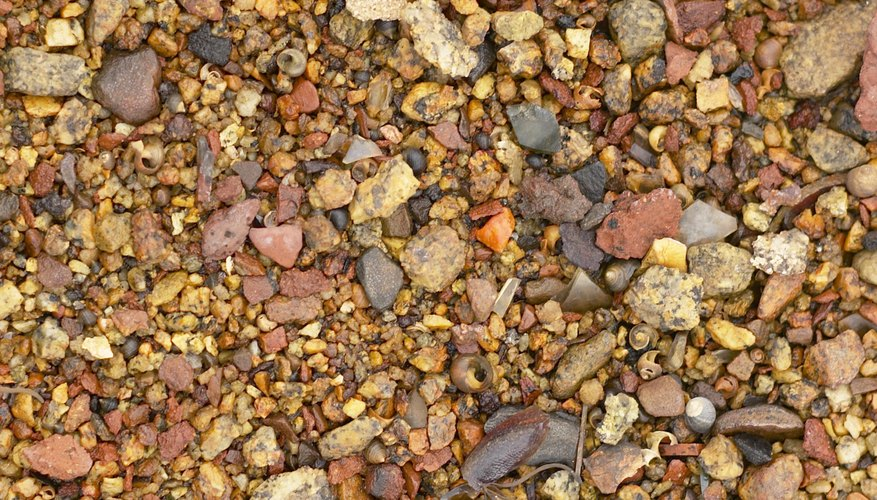 Gravelly sand is an example of non-cohesive soil.