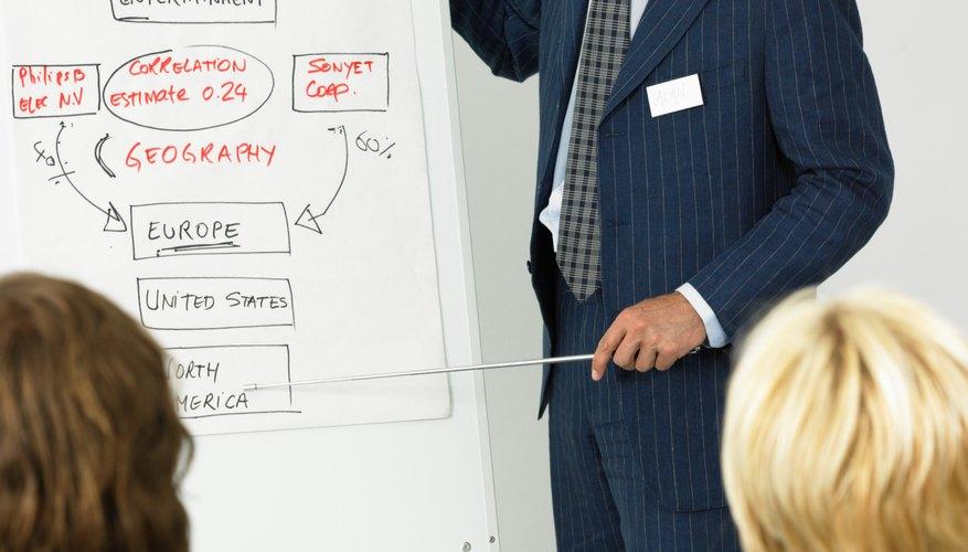 El color en la publicidad sigue algunas reglas básicas, de acuerdo con WebDesign.org.