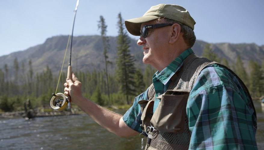 Fishermen will especially enjoy camping at Jefferson Creek.