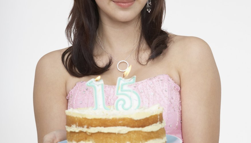 Make her homemade baked goods to celebrate her special day.