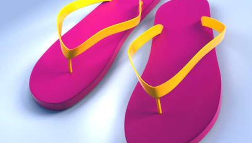 Squeaky shoes --- like Crocs --- can be easily fixed to prevent noisy embarrassment.