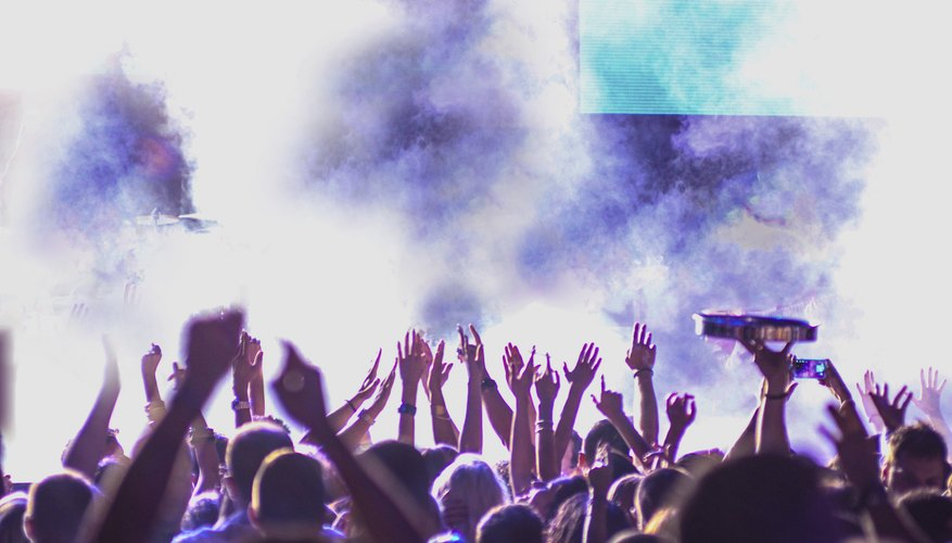 Use your social skills and love for nightlife to earn a living as a club promoter.