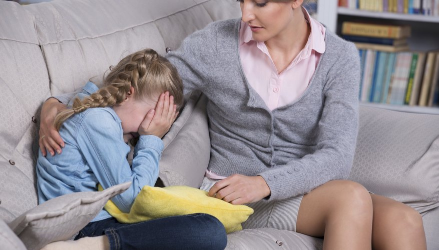 Refer children exposed to family violence to the school counselor.