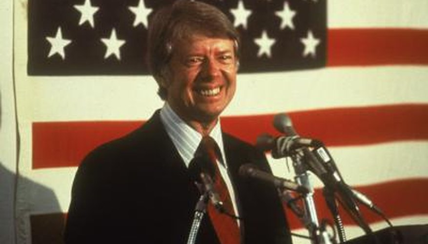 President Jimmy Carter oversaw the Mariel Boatlift from the American side.