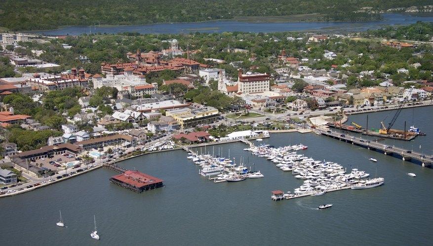 St. Augustine, Florida.