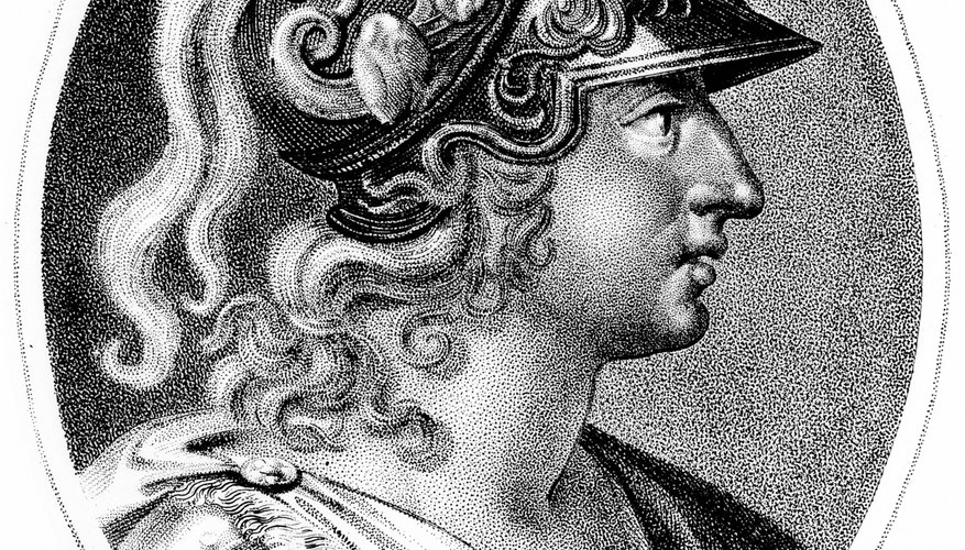 Following Alexander's illustrious conquests, Greek culture radiated throughout much of the world.