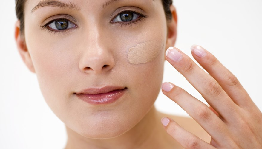 Always be sure to wash your face before bedtime to reduce the chances of clogged pores.