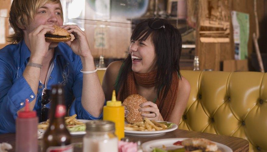 Determina qué vía utilizarás para vender tus hamburguesas.