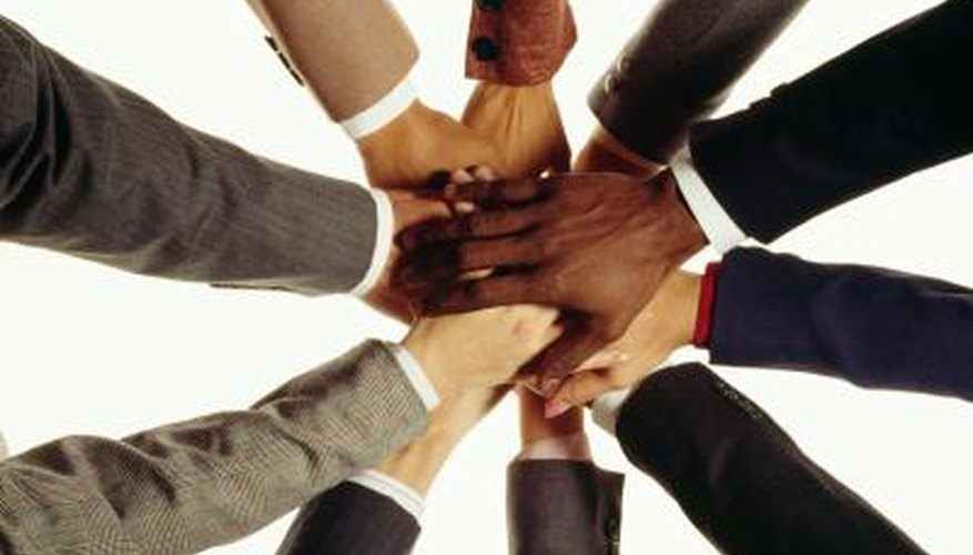 Multicultural teams must consciously strive to create harmony.