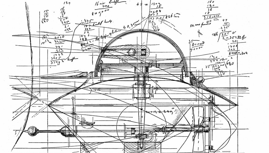 GD&T allows for the accurate interpretation of mechanical drawings.