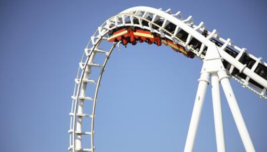 Go to an amusement park to celebrate your 11th birthday.