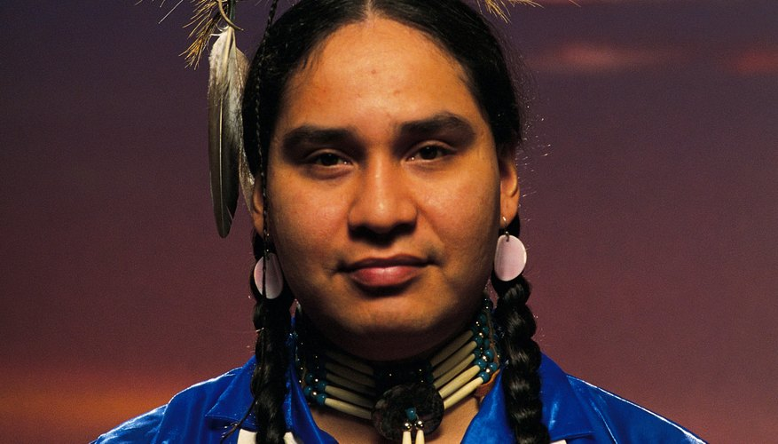 Native Americans believe that the earth can be influenced through ritualistic ceremonies.