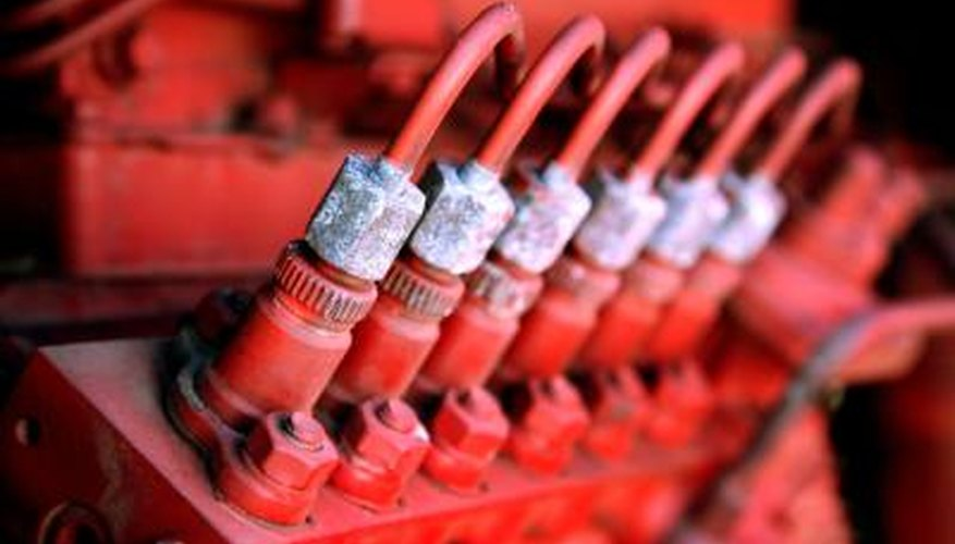 Spark plugs provide the critical ignition that lights up a fuel engine combustion process.