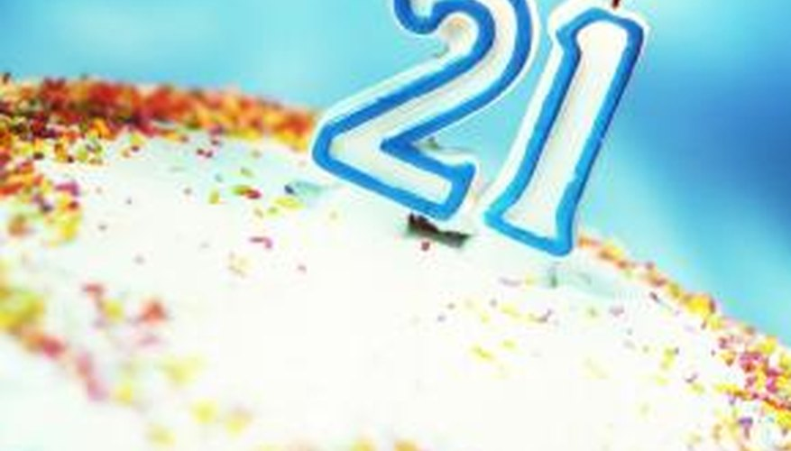 Write a special speech for a loved one's 21st birthday celebration.