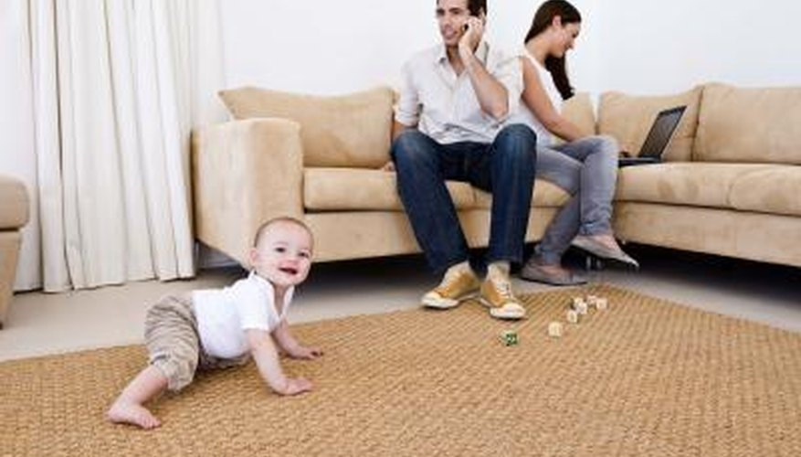 Keep your carpet looking its best by learning how to remove sticky stains.