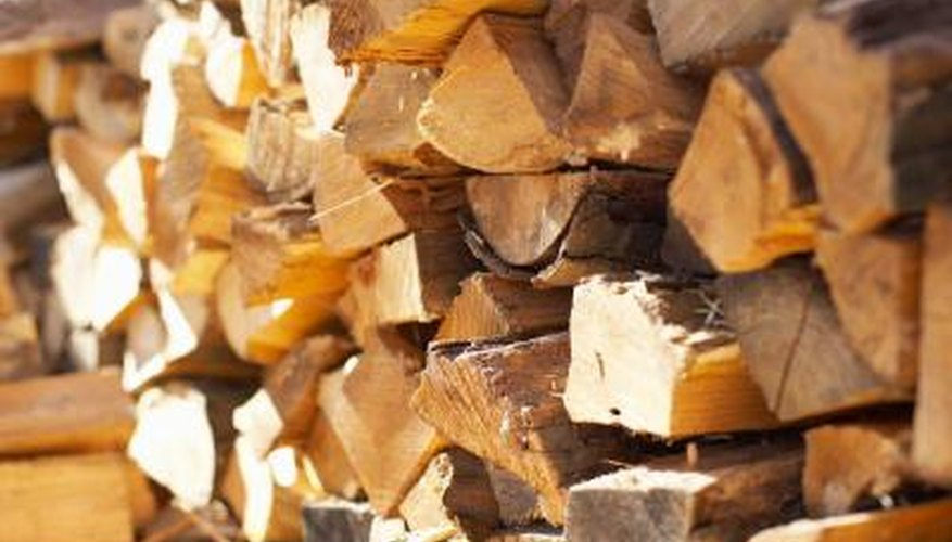 Eucalyptus may not be the best choice for firewood.