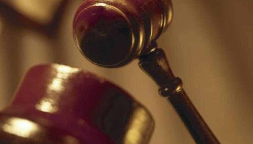 A judge determines the length of the probationary period.