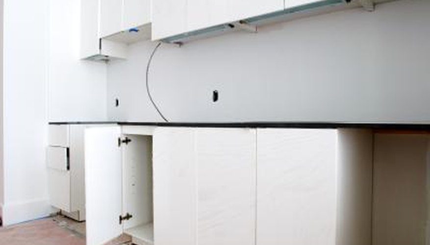 Don't let rusty hinges interfere with the efficiency of your cabinets.