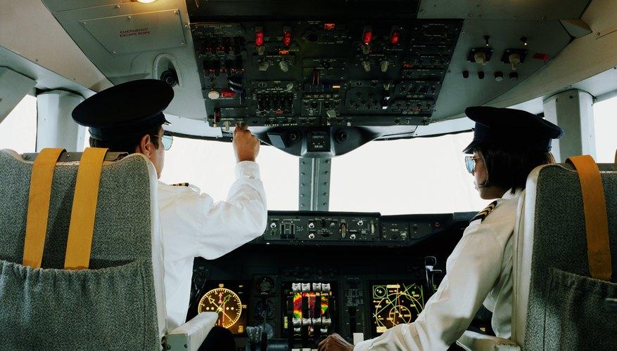 Funciones adicionales de un piloto privado.