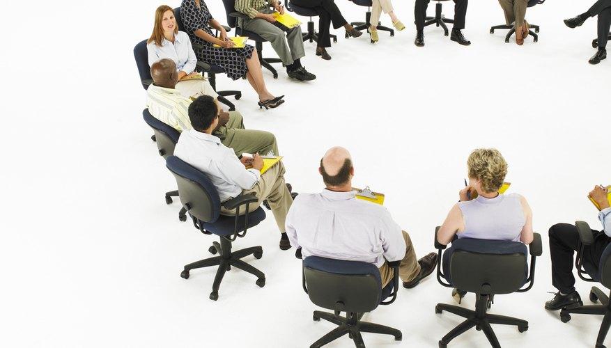 En la actualidad los grupos de enfoque también se utilizan en los negocios.