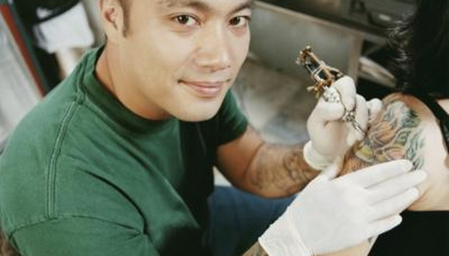 Sterlizing your tattoo equipment will prevent the spread of infections and keep your customers coming back for more.