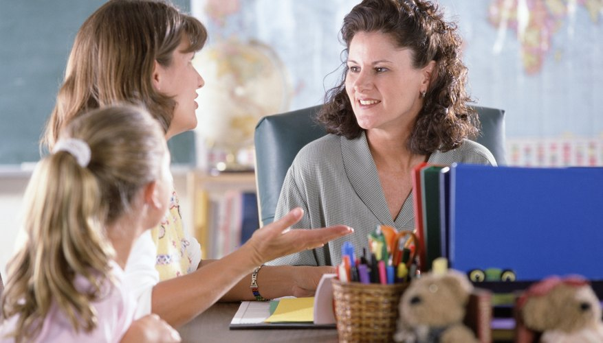 All education professionals develop strategies for keeping classrooms under control.