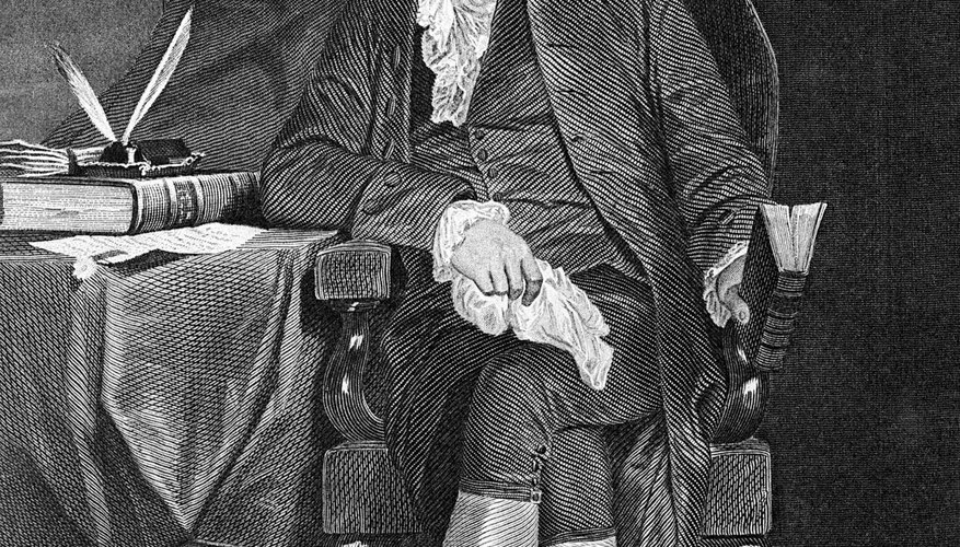 Federalist candidate John Adams was George Washington's vice president.