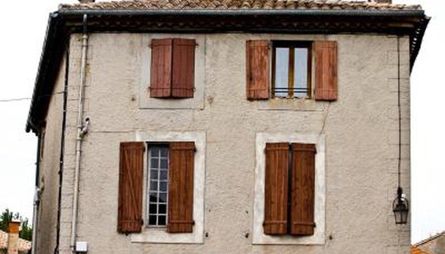 Older windows call for special precautions.