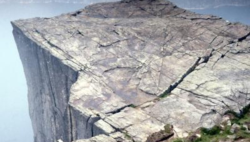 Rockwool is made from natural basalt rock and chalk.