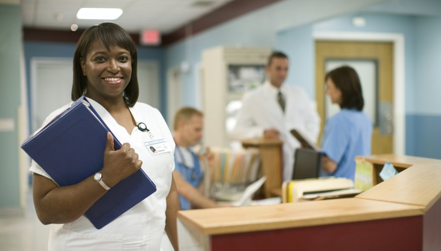 Nurses play a vital role in the health care system.