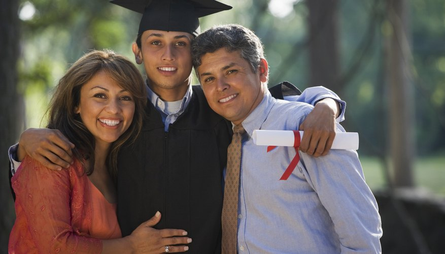 Graduating high school is the first step toward a successful career.