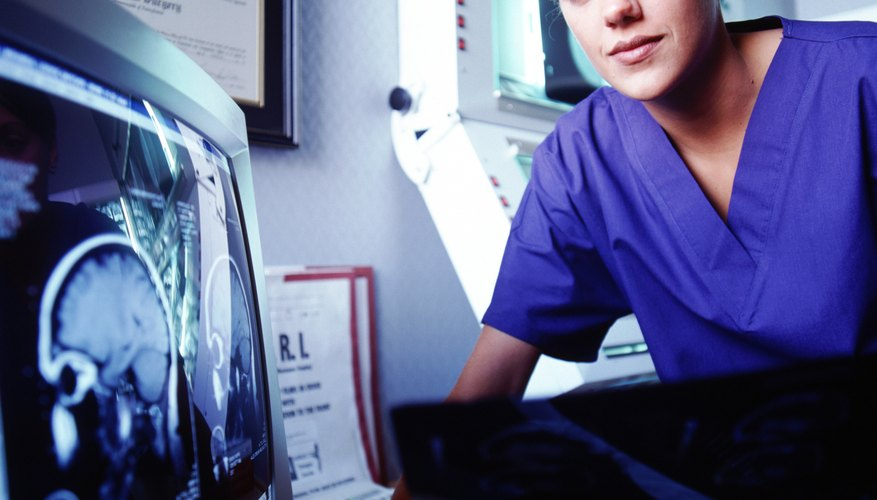 Nuclear pharmacy technicians help doctors to see inside of patients.