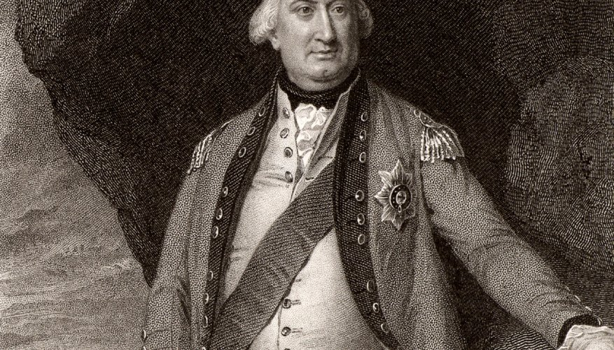 Cornwallis led several early victories against the American colonists.