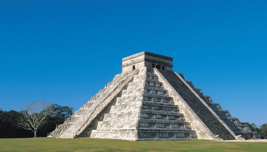 Pyramids are not the only cultural feature that ancient Egypt and Maya share.